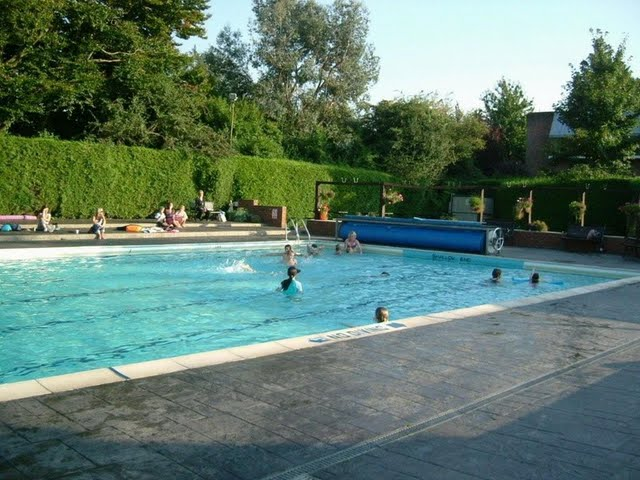 Open Air Swimming Pool Swimming Petersfield Open Air