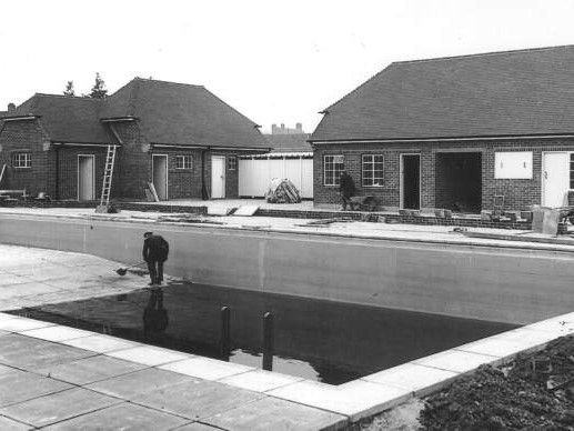 Breathing New Life into a 58 year old pool